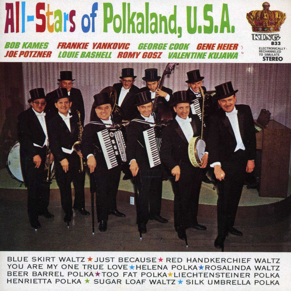 All-stars Of Polkaland All-Star Of Polkaland, USA