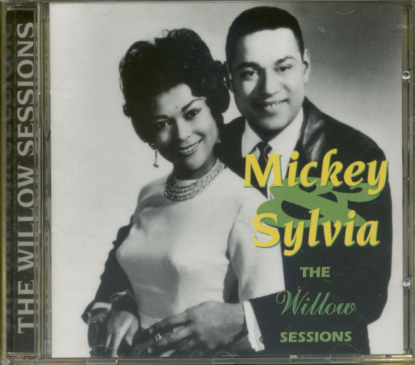 The Willow Sessions (CD)