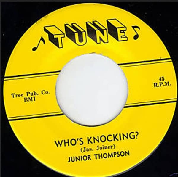 Who's Knocking - How Come You Do Me (7inch, 45rpm)