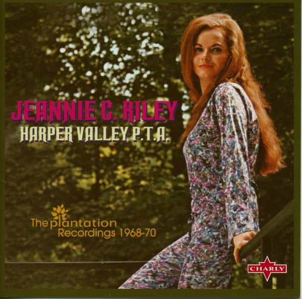Harper Valley P.T.A. - The Plantation Recordings (2-CD)