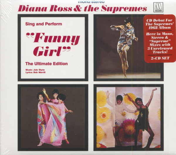 """Sing And Perform """"Funny Girl"""" - The Ultimate Edition (2-CD)"""
