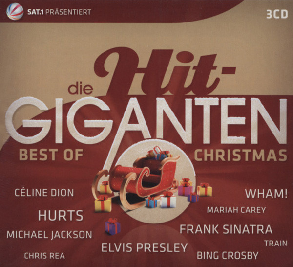 Hit Giganten - Best Of Christmas (3-CD)