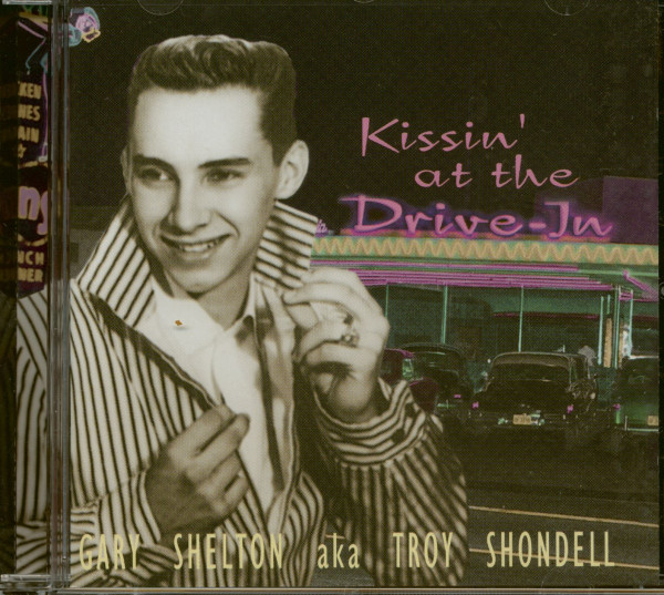 Aka Gary Shelton - Kissin' At The Drive In