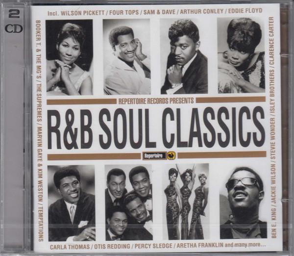 R&B Soul Classics (2-CD)