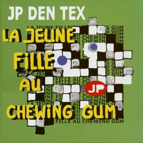 La Jeune Fille Au Chewing Gum (CD)