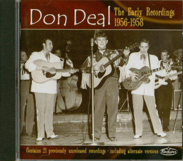 The Early Years 1956-58 (CD)