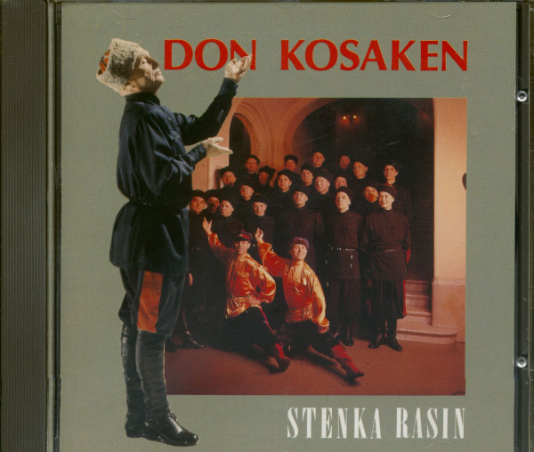 Stenka Rasin (CD)