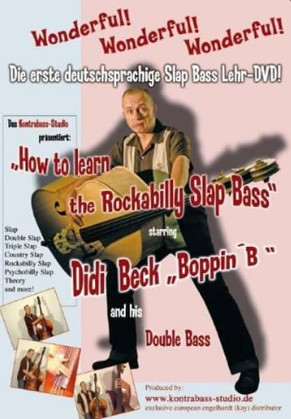 Beck, Didi How To Learn The Rockabilly Slap Bass (0)