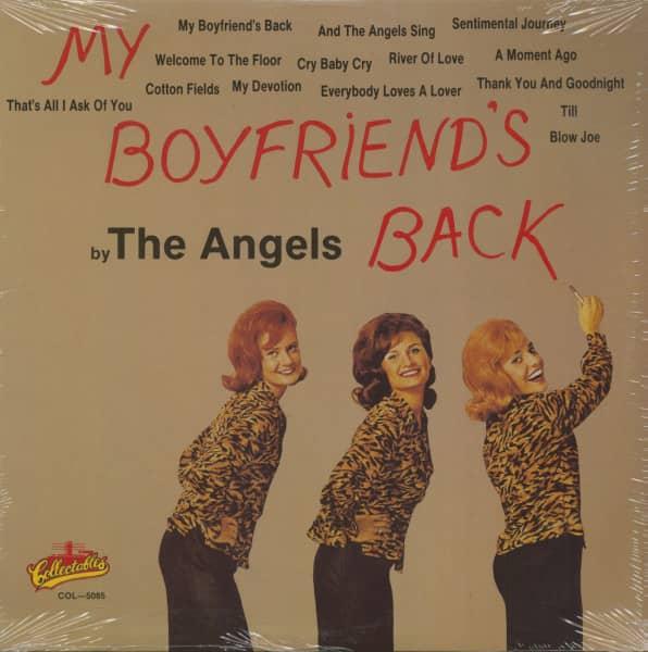 My Boyfriend's Back (LP)