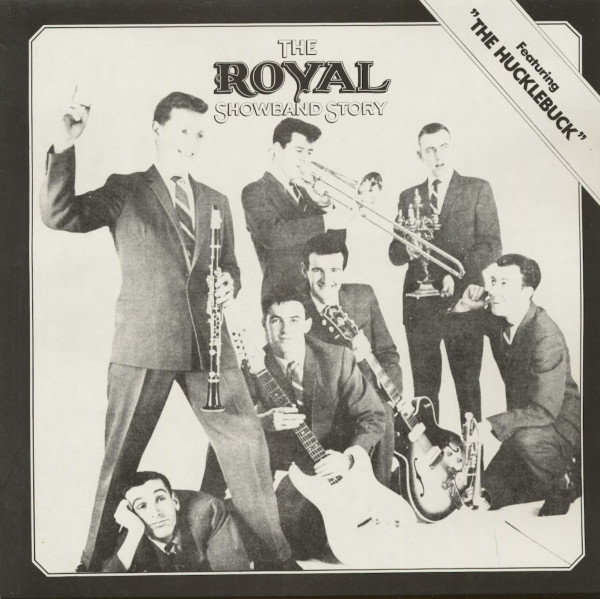 The Royal Showband Story (LP)