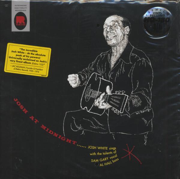 Josh At Midnight (LP, 180g Vinyl)