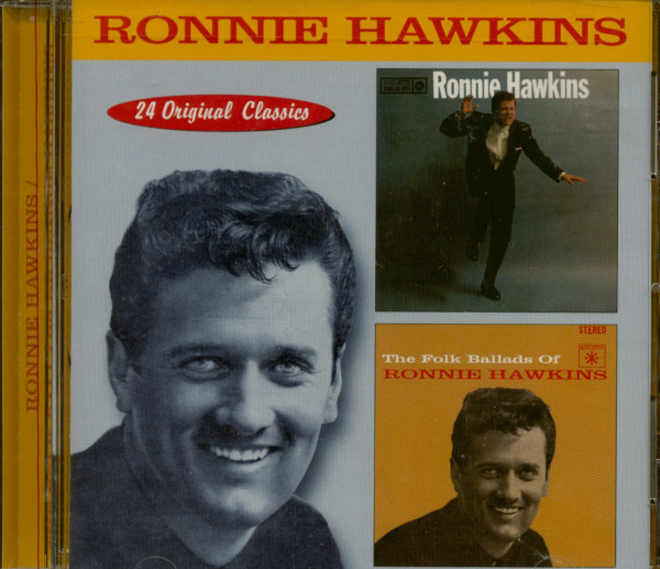 Ronnie Hawkins - The Folk Ballads Of (CD)