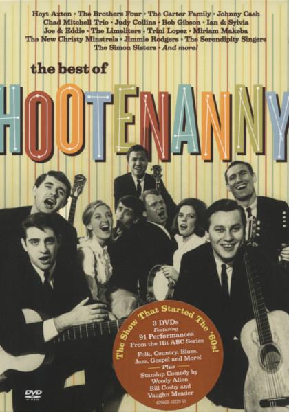 Va Hootenanny - Best Of (3-DVD (0) Digipac)