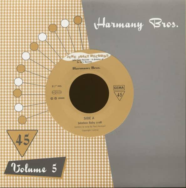 Jukebox Baby - Jukebox Jessie (7inch, 45rpm)