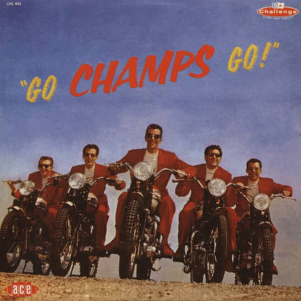 Champs Go Champs Go - Papersleeve