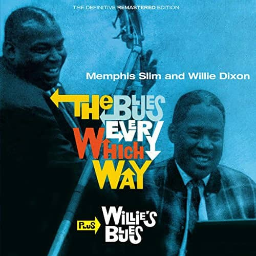 Blues Every Which Way - Willie's Blues