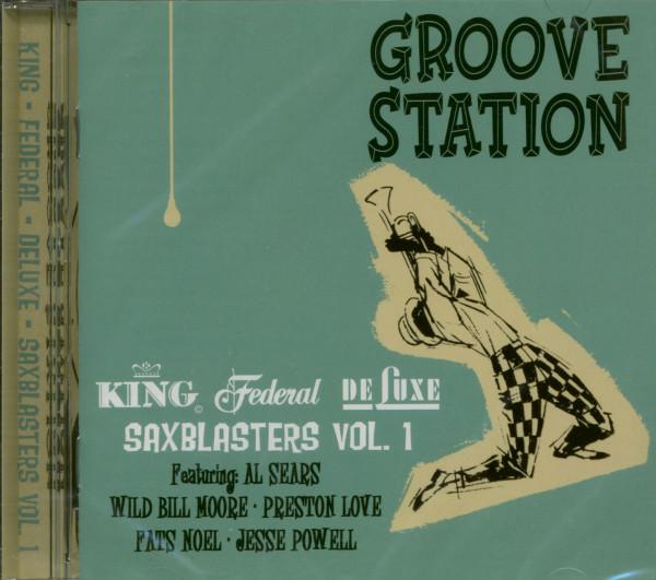 Groove Station (CD Album)