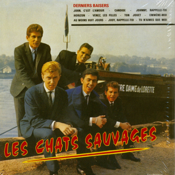 Chats Sauvages Derniers Baisers ...plus - Papersleeve