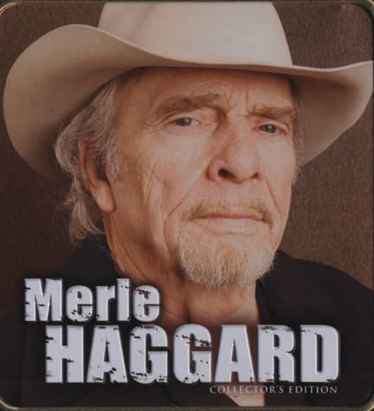 Haggard, Merle Collector's Steelbox Edition - Sony (3-CD)