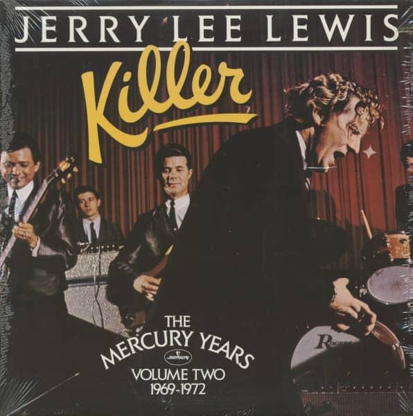 The Mercury Years Vol.2 1969-1972 (2-LP)