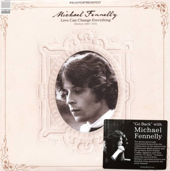 Fennelly, Michael Love Can Change Everything: Demos 1967-1972 (2-LP 180g)