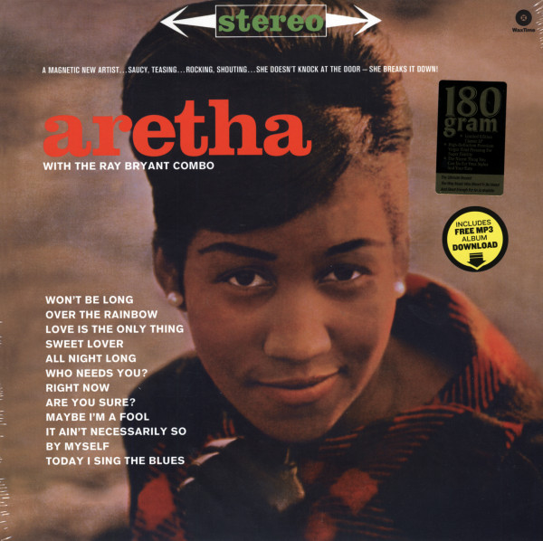 Aretha with the Ray Bryant Combo (180g-Limited Edition)