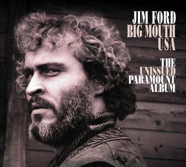 Big Mouth USA - The Unissued Paramount Album
