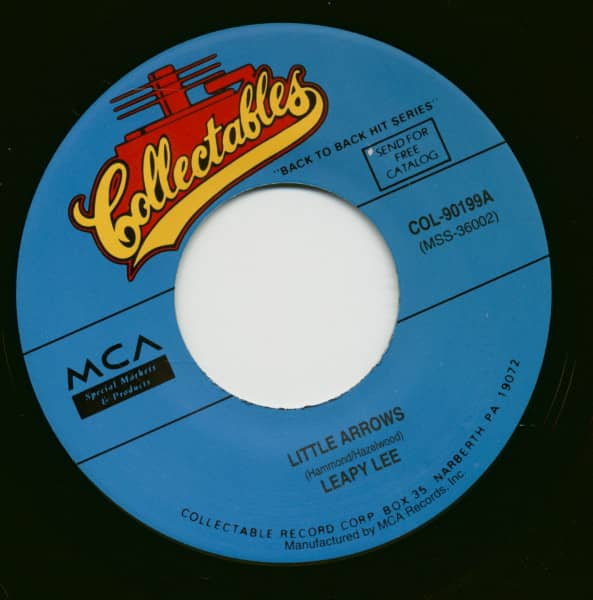 Little Arrows - Chirpy Chirpy Cheep Cheep (7inch, 45rpm)