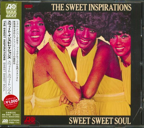Sweet Sweet Soul (CD, Japan)