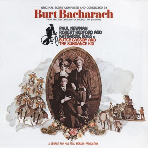 Bacharach, Burt Butch Cassidy And Sundance Kid