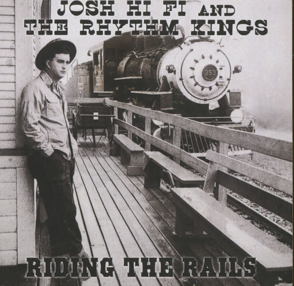 Riding The Rails (CD)