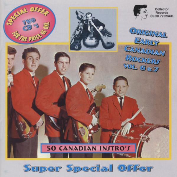 Va 50 Canadian Instros 2-CD