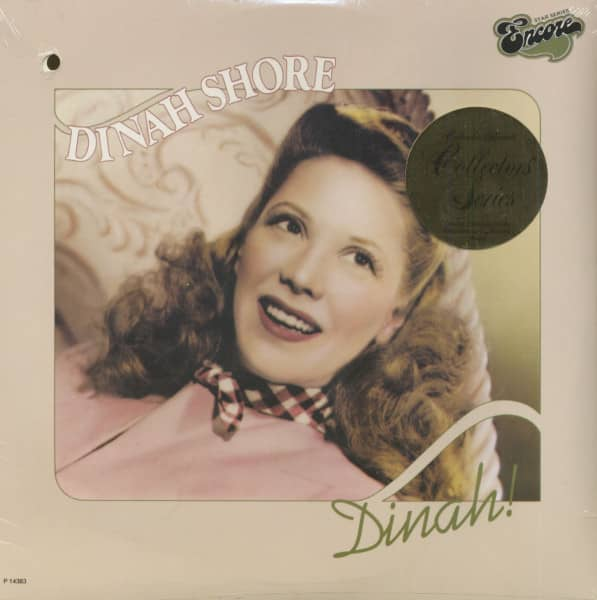 Dinah! (LP, Cut-Out)