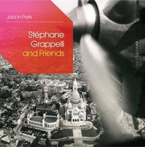 And Friends - Jazz In Paris (3-CD)