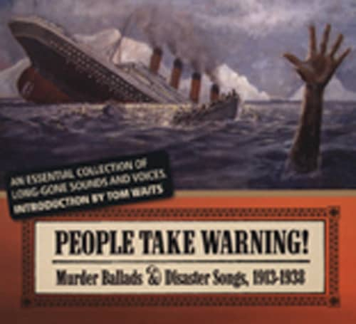 Va People Take Warning! (3-CD) Digipac