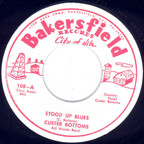 Stood Up Blues - Someone To Love Me 7inch, 45rpm