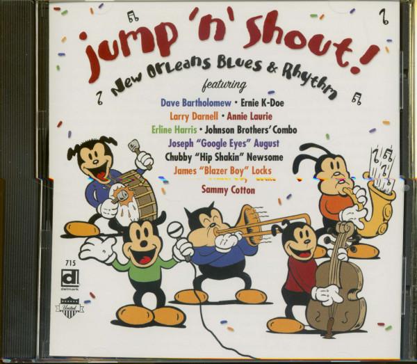 Jump 'n' Shout (CD)
