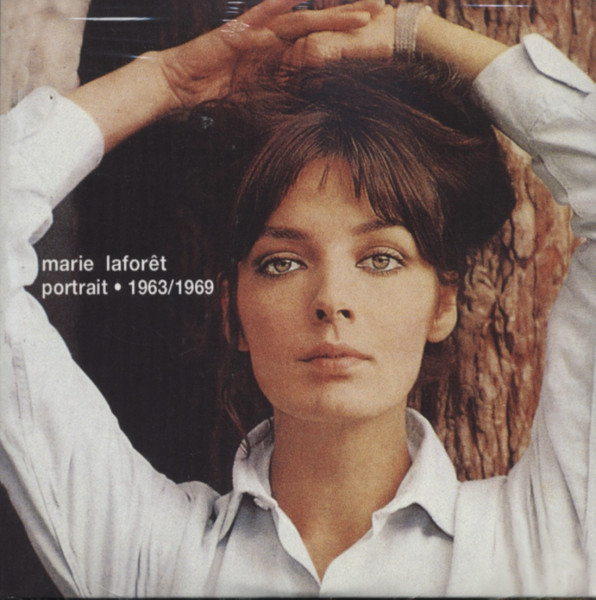 Laforet, Marie Portrait 1963-69 - Papersleeve