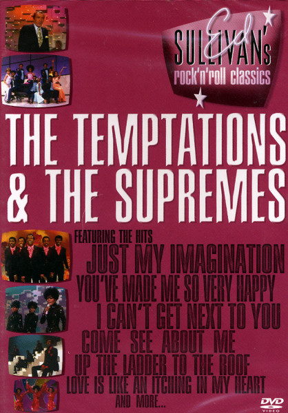 Sullivan Shows, Ed The Temptation & The Supremes (0)