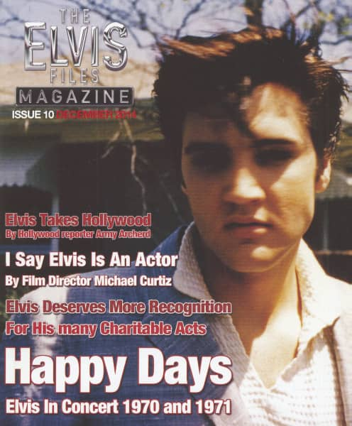 The Elvis Files Magazine #10 - December 2014