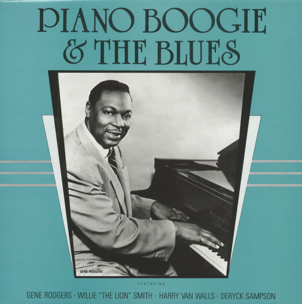 Piano Boogie & The Blues (LP)