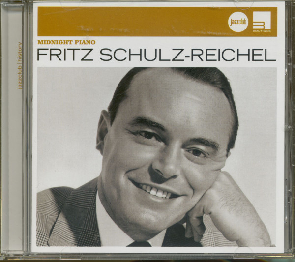 Schulz-reichel, Fritz Midnight Piano - Jazzclub