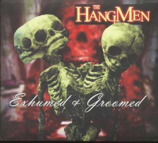 Exhumed & Groomed (CD)