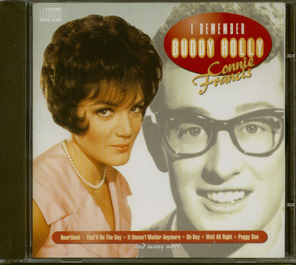 I Remember Buddy Holly (CD)