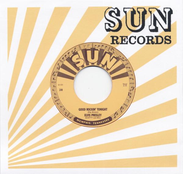 Good Rockin' Tonight - I Don't Care If The Sun Don't Shine 45rpm
