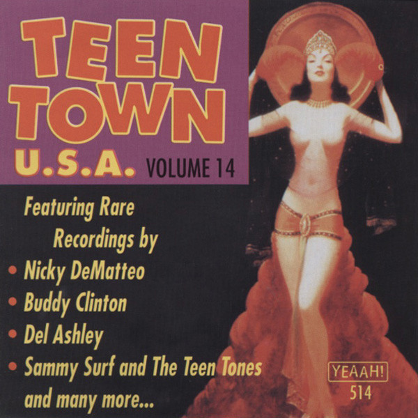Vol.14, Teen Town USA