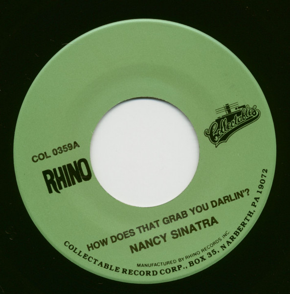 How Does That Grab You Darlin´? - You Only Live Twice (7inch, 45rpm)