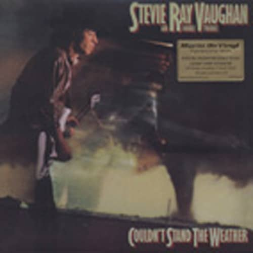 Vaughan, Stevie Ray Couldn't Stand The Weather (2-LP)
