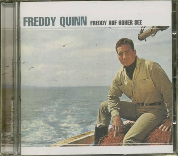 Freddy auf hoher See
