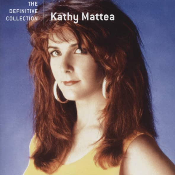 Mattea, Kathy The Definitive Collection